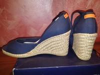 Босоножки Gant, текстиль, 41 размер